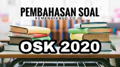 Download Soal OSK 2020 PDF